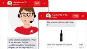 Iker es el asistente virtual de Botslovers para Alcampo.