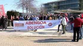Concentración este miércoles en Palmas Altas.