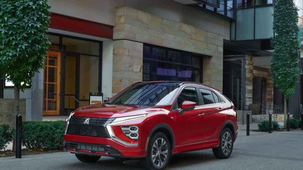 Así es el nuevo Mitsubishi Eclipse Cross que se lanza en 2021.