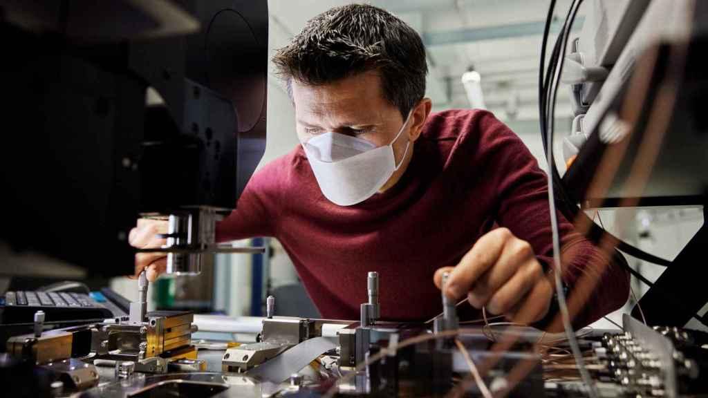 Apple contratará a cientos de ingenieros para su centro en Europa
