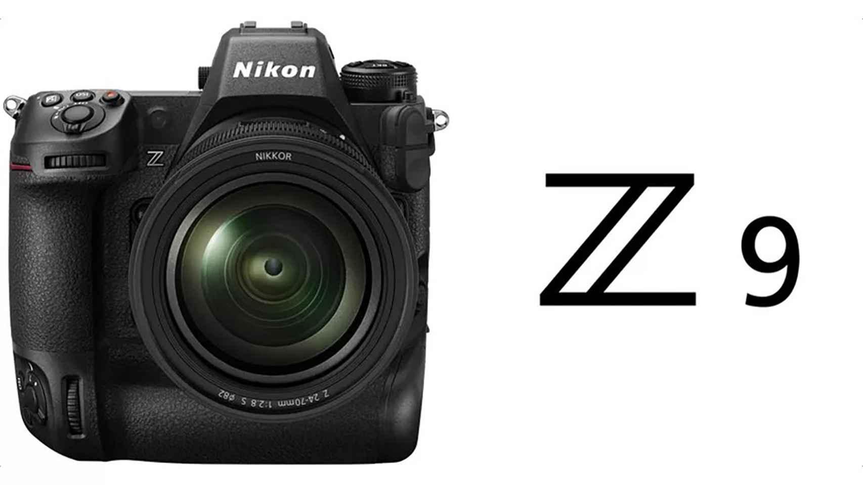 Imagen de la Nikon Z9.