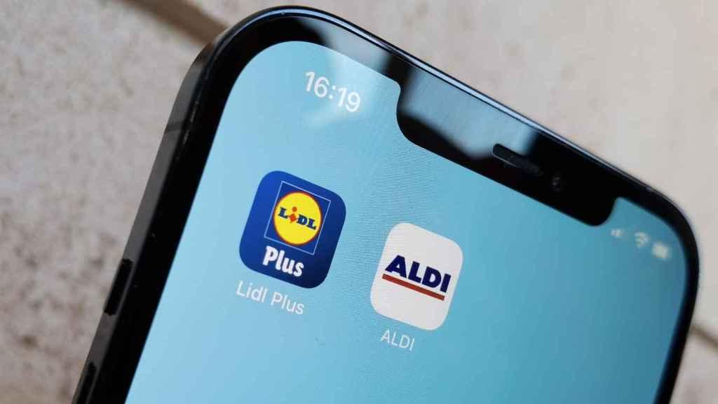 Las apps de Lidl y Aldi, frente a frente: chollos, descuentos y pagos con el móvil