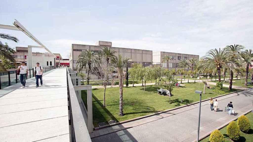 Universidad Politécnica de Valencia donde Ana Martínez Vidal curso una ingeniería de Caminos.