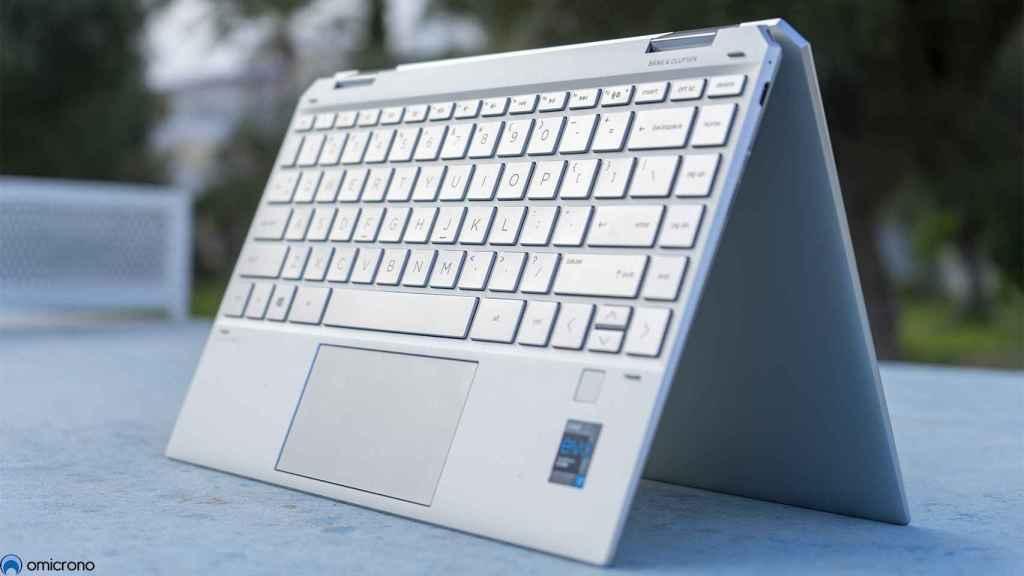 El teclado nos ha dejado buenas sensaciones.