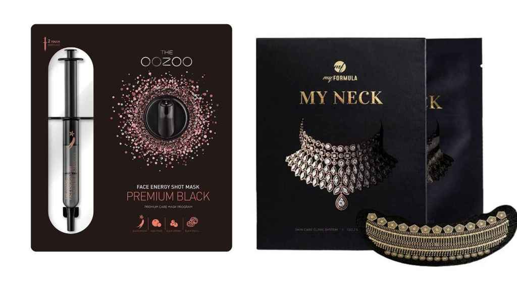 These neck masks are Planet Skin's 'beauty' bets.