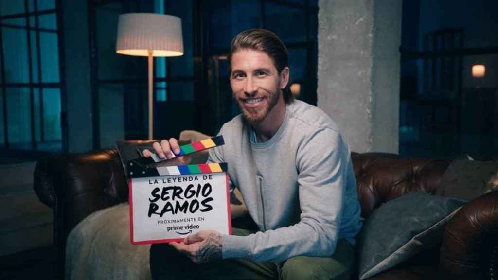 Sergio Ramos y la promoción de 'La Leyenda de Sergio Ramos'
