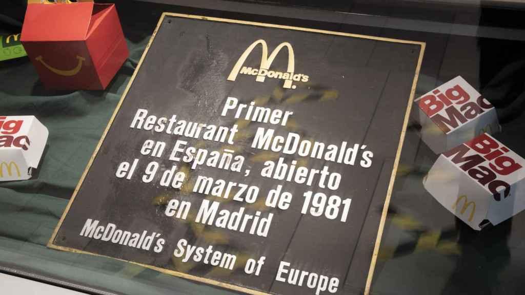El 9 de marzo de 2021, McDonald's ha cumplido 40 años en España.
