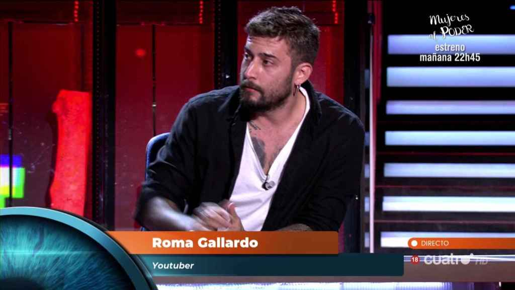 El youtuber Roma Gallardo ha desatado una oleada de críticas por sus afirmaciones sobre el porno y la prostitución.