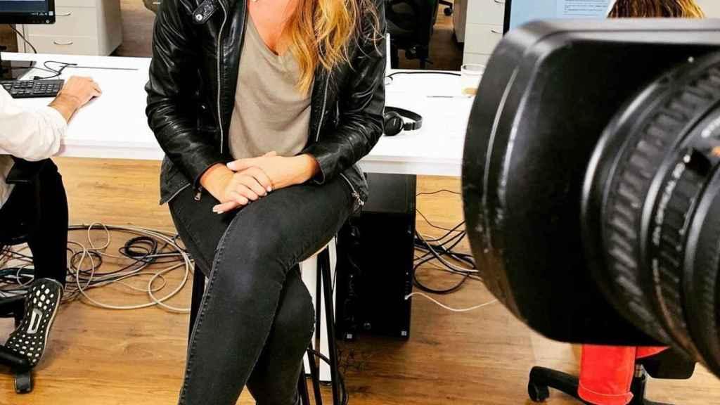 Verónica Dulanto lleva años vinculada a Mediaset.