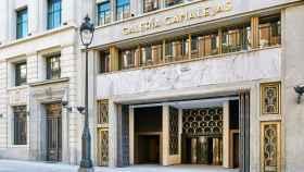 Food Hall de Galería Canalejas - (Foto Daniel Schaefer)