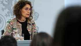 María Jesús Montero en una imagen de archivo.