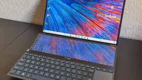 Asus ZenBook Duo 14, portátil de dos pantallas