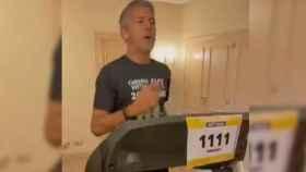 La cinta de correr de 2.770 euros de Marlaska que el ministerio le ha comprado: se quedó con la más barata