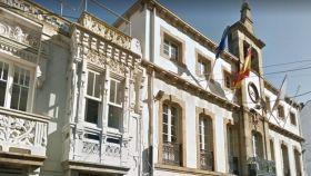 El Ayuntamiento de Mugardos, en La Coruña, el municipio donde ha sido hallado el cuerpo de la mujer.
