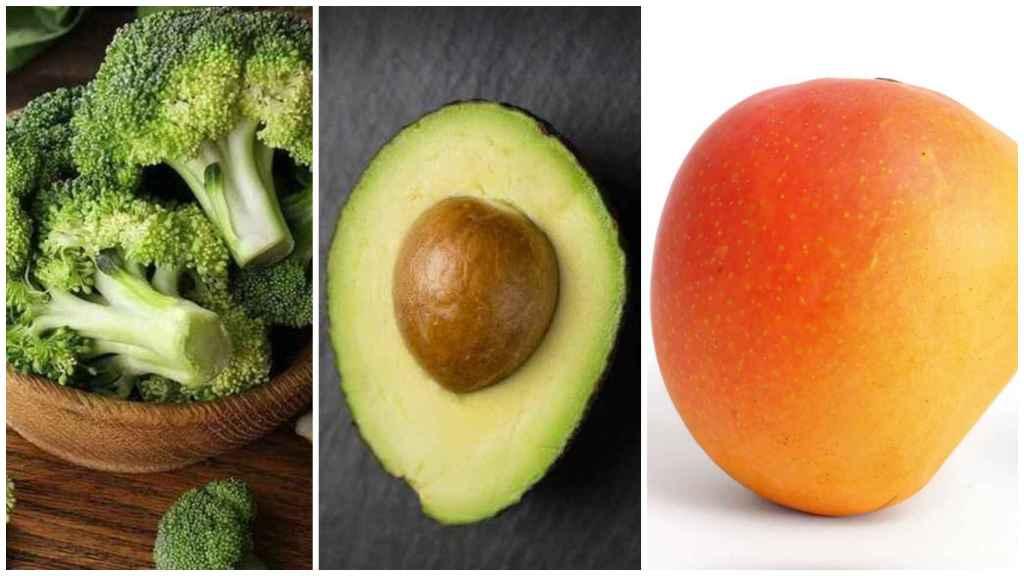 El brócoli es la verdura favorita de Fabiola Martínez y el aguacate y el mango son sus frutas preferidas.