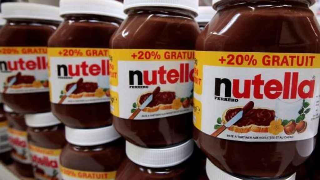 Fabiola Martínez desvela que su mayor capricho es la Nutella.