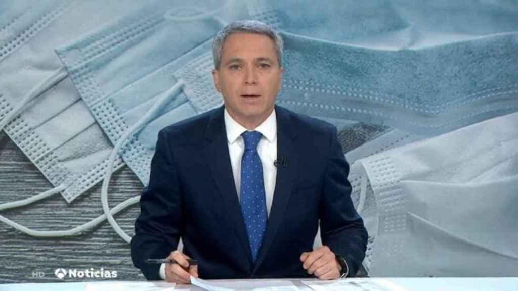 'Antena 3 Noticias' lleva 14 meses liderando los informativos ininterrumpidamente.