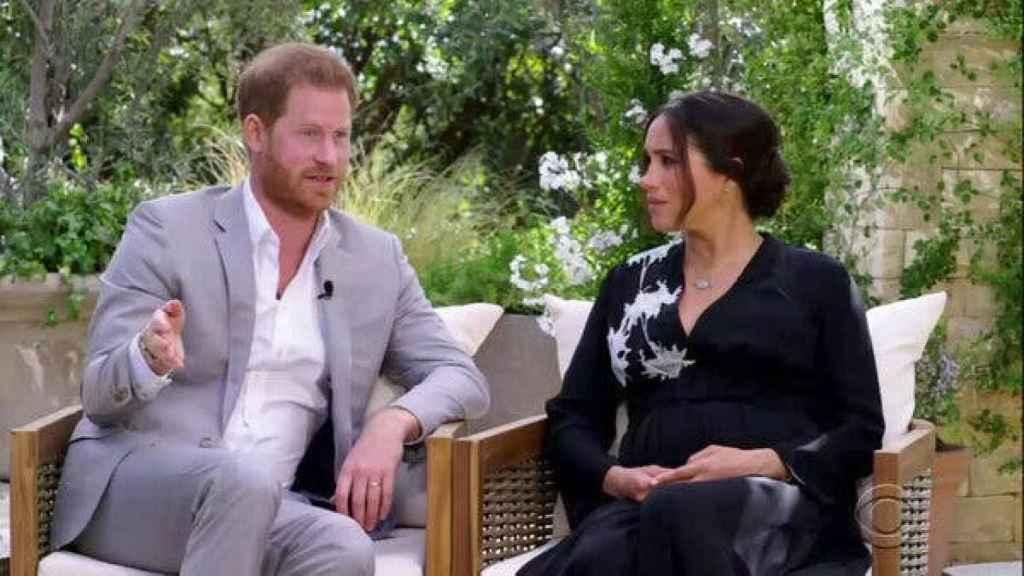 La entrevista de Harry y Meghan ha batido récords de audiencia en todo el mundo.