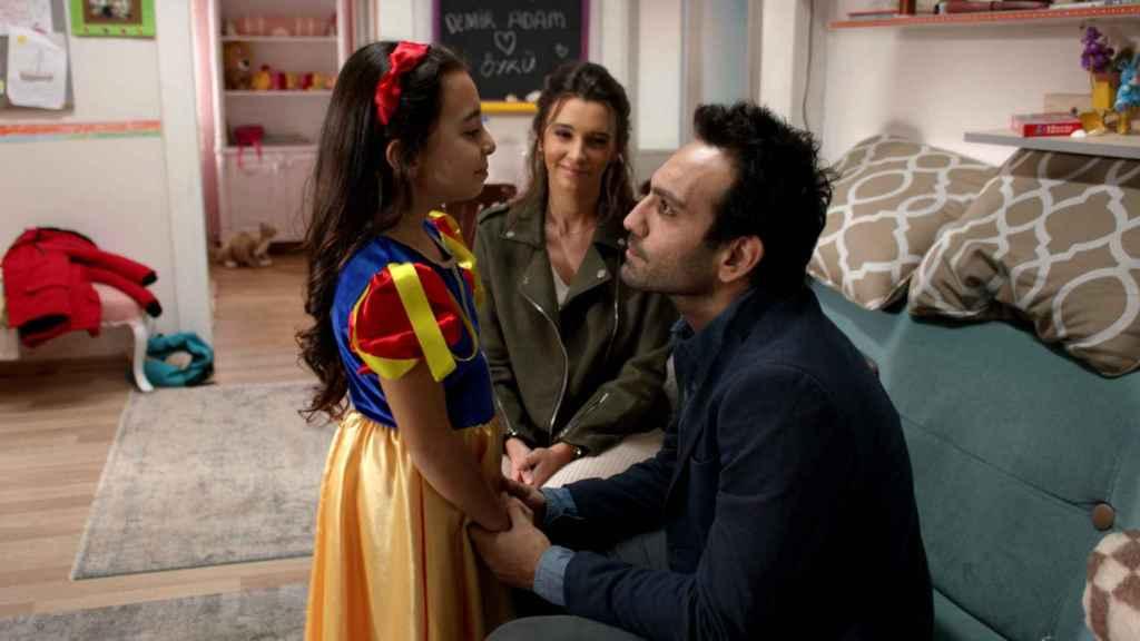 Avance en fotos del capítulo 13 de 'Mi hija' que Antena 3 emite este domingo 14 de marzo