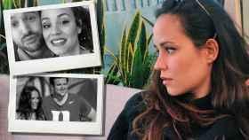 Carolina Monje, en un montaje de Jaleos.