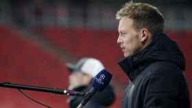 Julian Nagelsmann, técnico del RB Leipzig