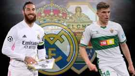 Previa Real Madrid - Elche