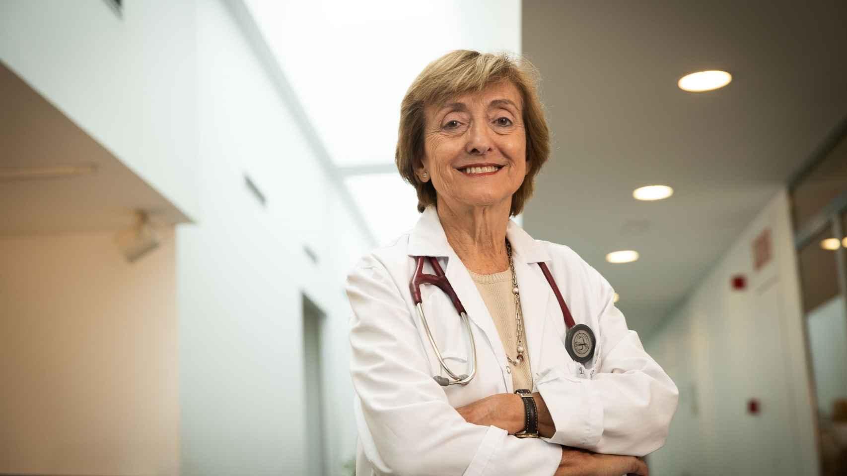 Pilar Tornos, jefa de Cardiología de QuirónSalud Barcelona.