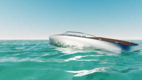 Sarvo 37: el impresionante barco eléctrico de aluminio que alcanza 130 km/h
