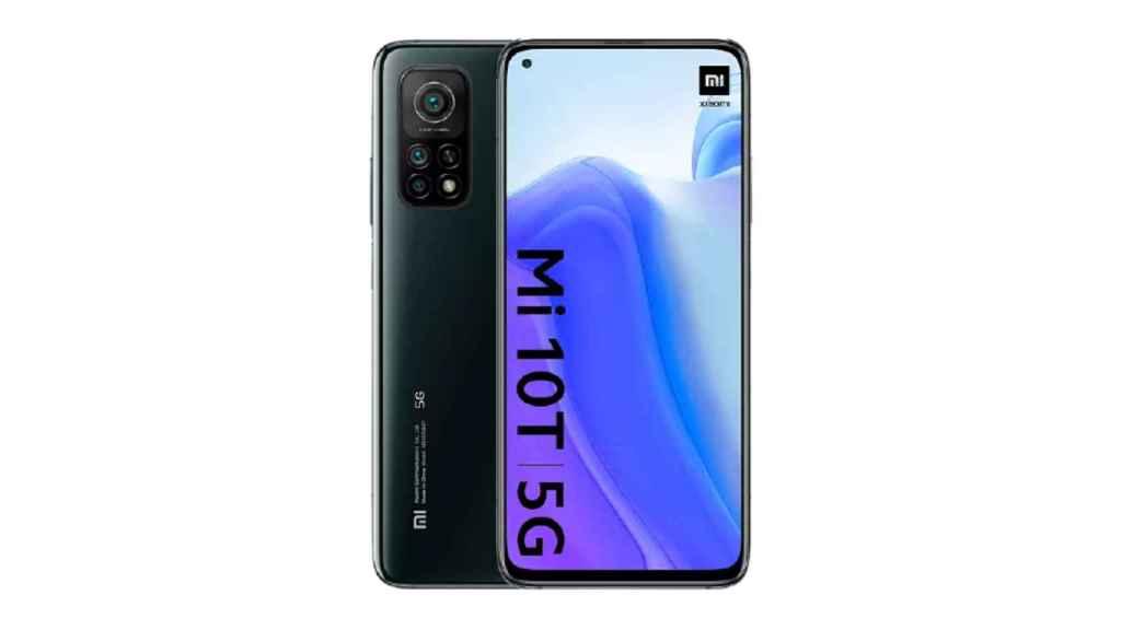 El Xiaomi Mi 10T está en oferta en Media Markt.
