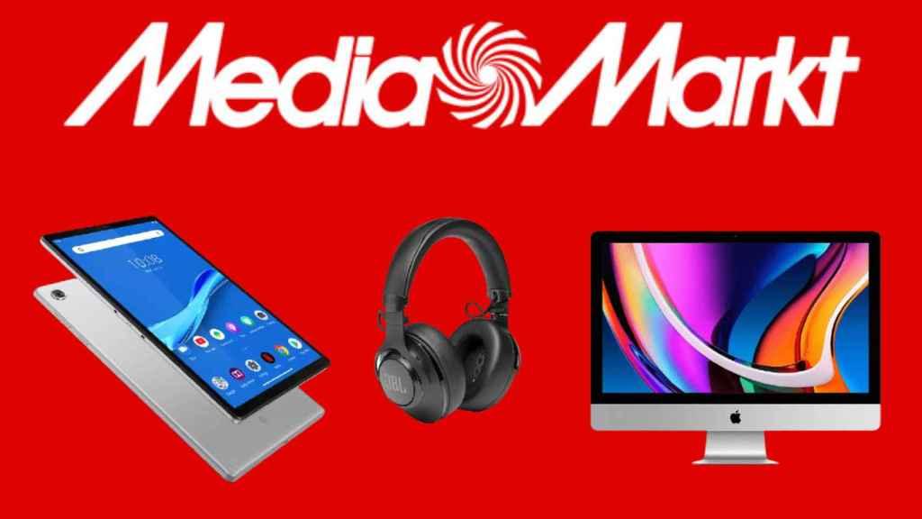 Media Markt tiene chollos por sus 'Megaofertas'