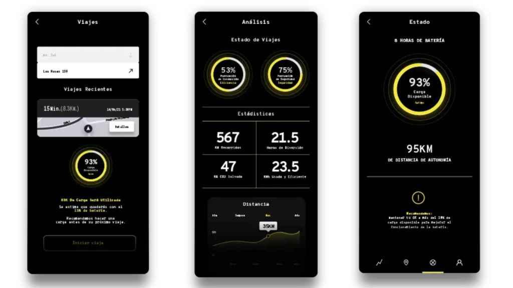 Así es la aplicación para móviles de Elisa.