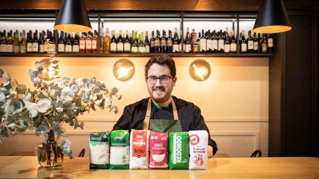 Los seis arroces redondos probados por Toni Souto, cocinero profesional del Bistrot Oh Délice.