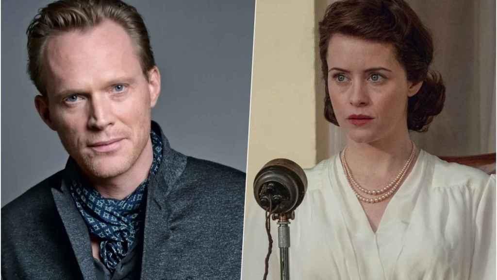 Paul Bettany y Claire Foy interpretarán a los duques de Argyll.