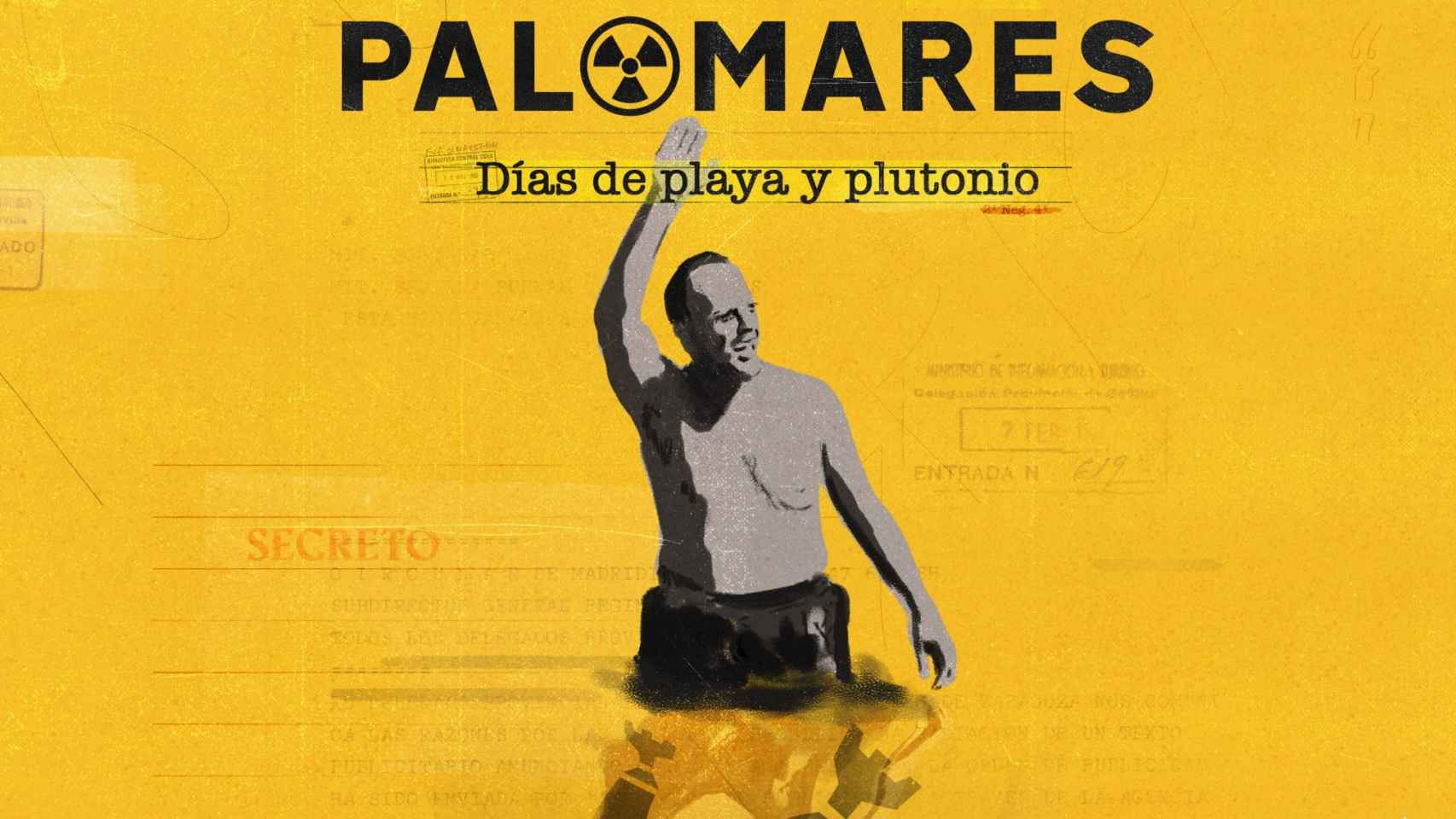 Póster del documental 'Palomares'.