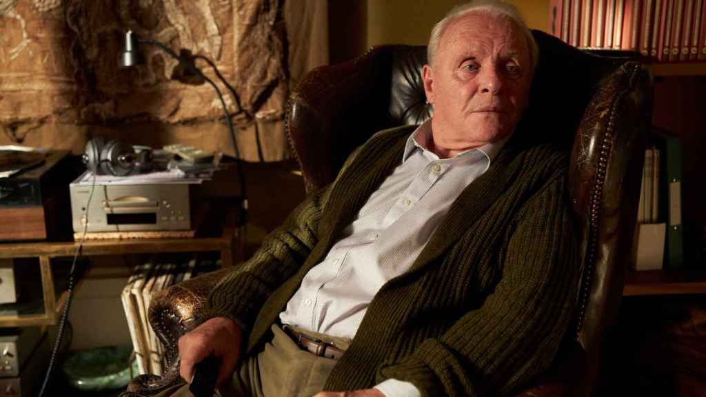 Anthony Hopkins in 'The Father'.