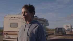 Frances McDormand en Nomadland