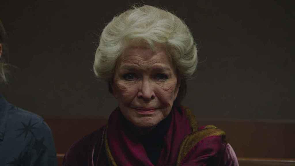 Ellen Burstyn en 'Fragmentos de una mujer'.