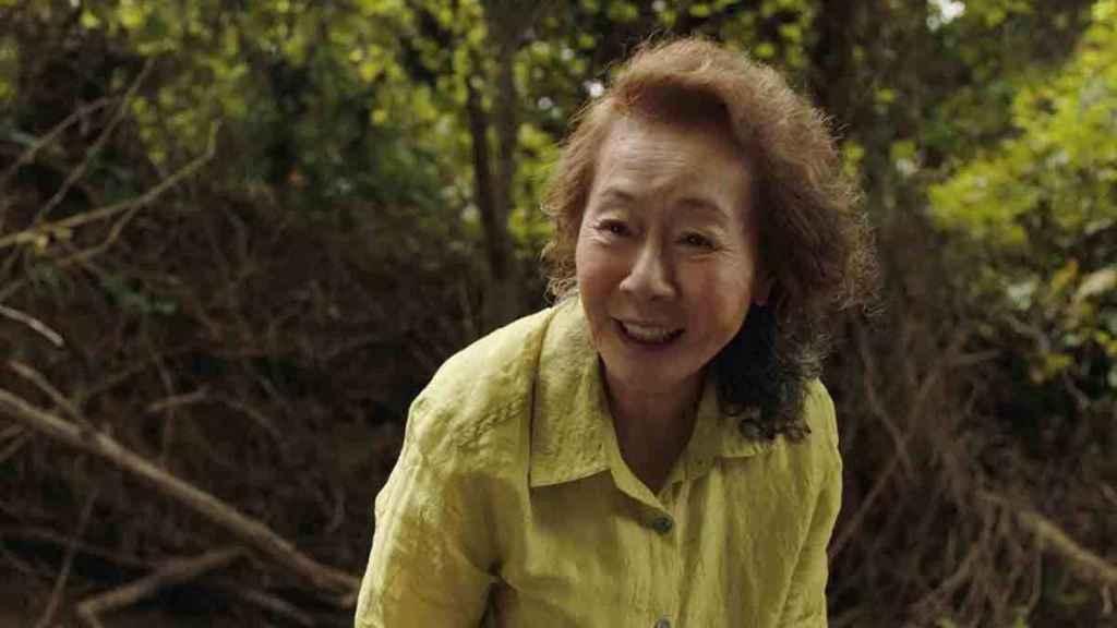 Youn Yuh Jung en 'Minari'.