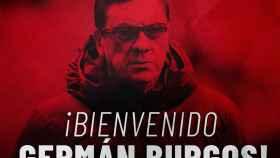 Germán 'Mono' Burgos, nuevo entrenador de Newells