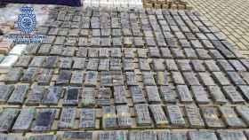 La Policía Nacional desarticula la mayor red de distribución de cocaína de Madrid
