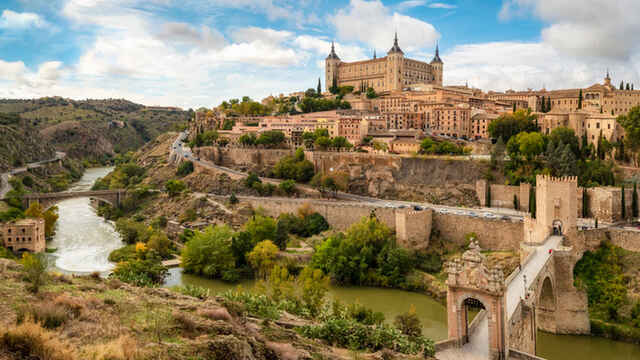 ¿Cuántas capitales ha tenido España?