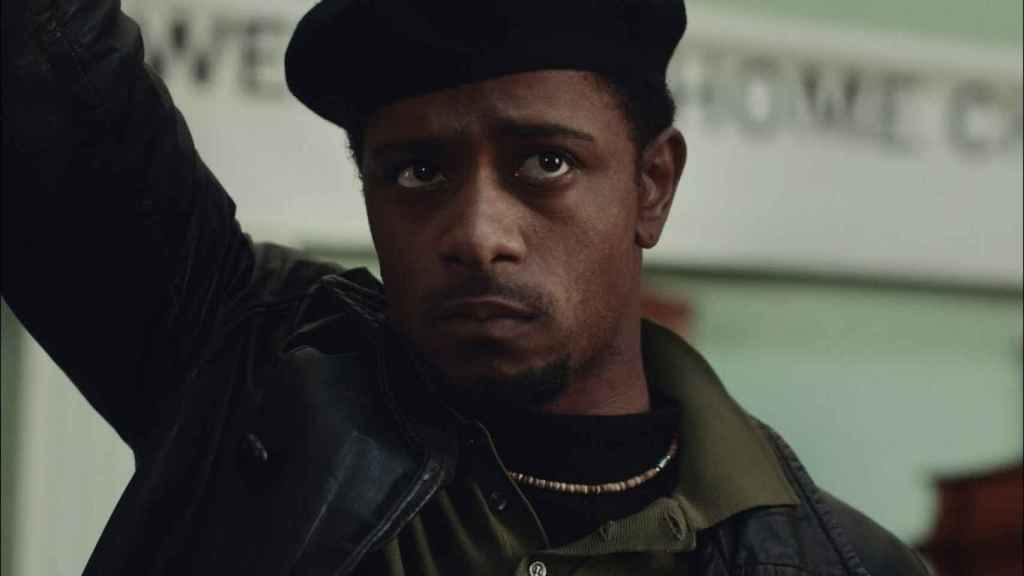 Lakeith Stanfield en Judas and the Black Messiah