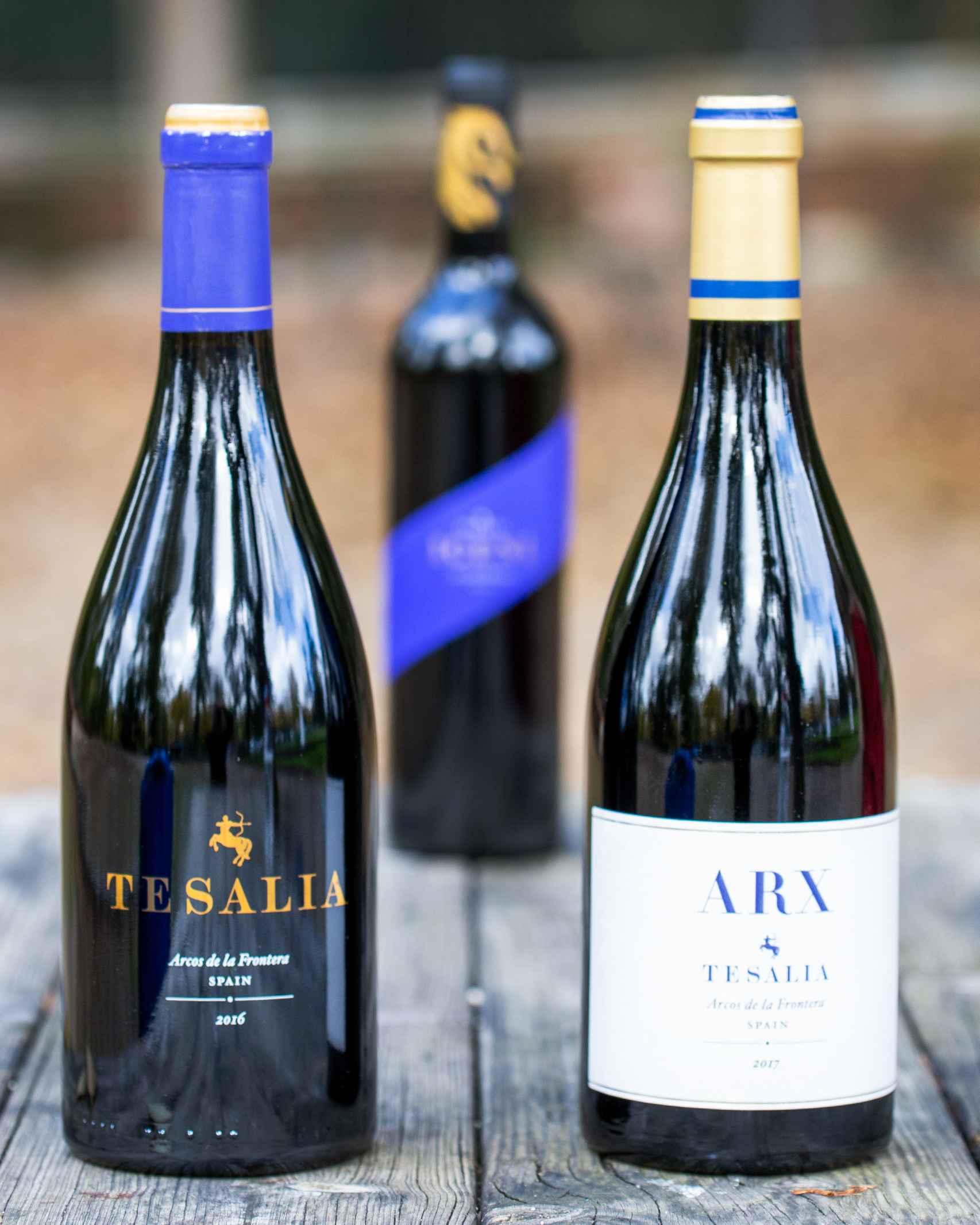 Los vinos de Bodegas Tesalia, tres tintos para tres momentos.