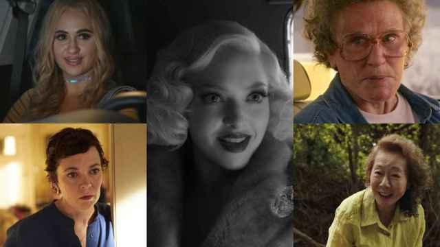Nominadas al Oscar a la mejor actriz secundaria