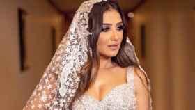 El vestido mas caro del mundo es una creación del diseñador egipcio Hany El Behairy / Foto vía @hanyelbehairyhautecouture
