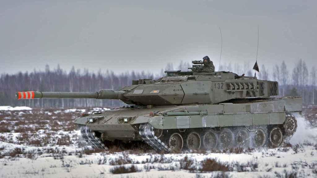 Tanque Leopardo