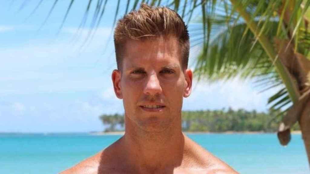 Carlos de 'La isla de las tentaciones', denunciado por suplantar a un actor porno