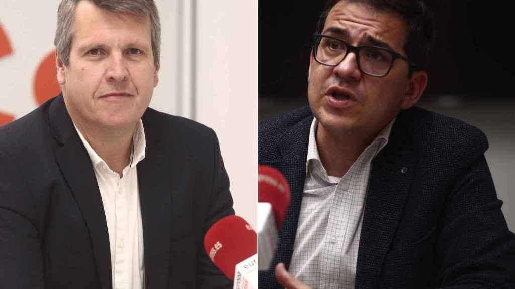 Carlos Cuadrado y José María Espejo-Saavedra.