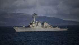 USS Porter, uno de los destructores que equipan el sistema