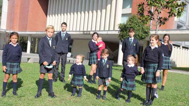 Colegio Ayalde-Munabe (Vizcaya)